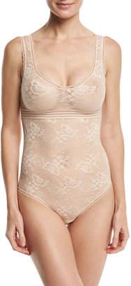 Stella McCartney Sheer Lace Bodysuit