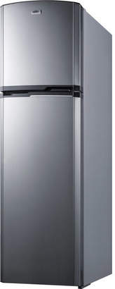 Summit Appliance Summit Thin-Line Frost-Free 8.8 Cu. Ft. Counter Depth Top Freezer Refrigerator