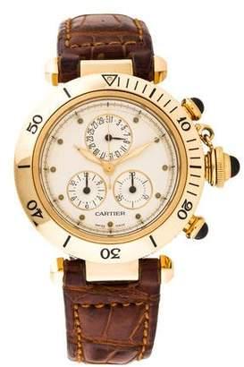 Cartier Pasha 35 Chronoreflex Watch