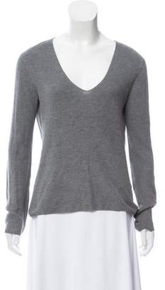 A.L.C. V-Neck Long Sleeve Sweater