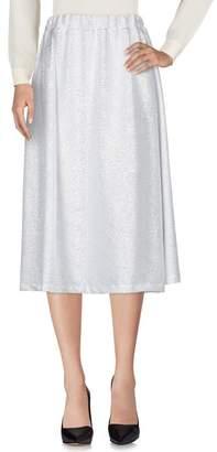 PINK MEMORIES 3/4 length skirt