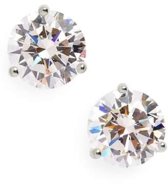 Nordstrom 3ct tw Cubic Zirconia Earrings