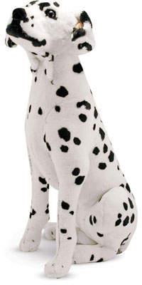 Melissa & Doug Giant Stuffed Animal Dalmatian Dog