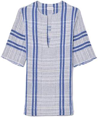 By Malene Birger Linen Shirt in Soft White