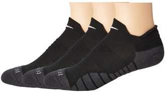 Nike Dry Performance Cushion Low Training Socks 3-Pair Pack Women's Low Cut Socks Shoes