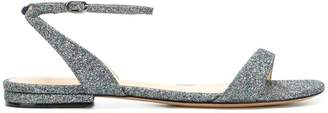 Alexandre Birman glitter buckled sandals