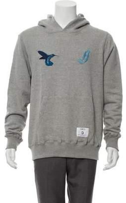 Billionaire Boys Club Hooded Sweatshirt grey Hooded Sweatshirt