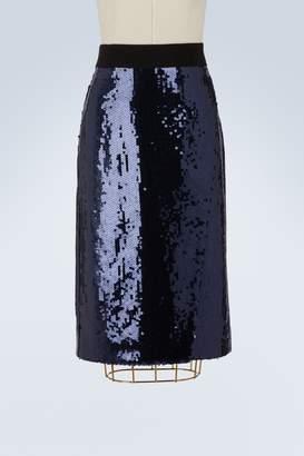 Victoria Beckham Victoria Front-split skirt