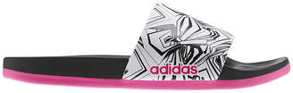 adidas Adilette Cloudfoam+ GR Womens Slide Sandals