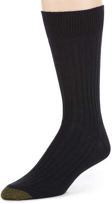 Gold Toe 3-pk. Windsor Wool-Rich Crew Socks