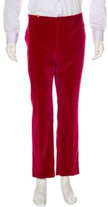 Etro Velour Dress Pants