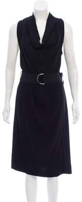 Viktor & Rolf Sleeveless Midi Dress