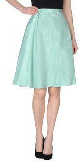 Rodarte Knee length skirts