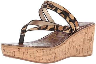 Sam Edelman Women's Rasha Wedge Sandal