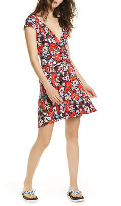 796a4e8cd03d Free People Key to Your Heart Floral Minidress