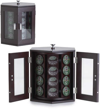 Wallace Rotating Coffee Pod Cabinet