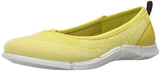 ECCO Women's Intrinsic Karma Flat Sporty Lifestyle $135 thestylecure.com