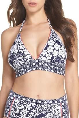 Tommy Bahama Paisley Paradise Halter Bikini Top