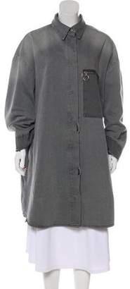 MM6 MAISON MARGIELA 2016 Oversize Denim Jacket