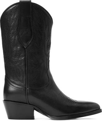 Ralph Lauren Dayna Leather Cowboy Boot e5e06225f38
