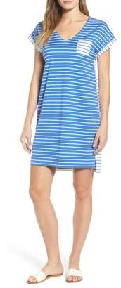 Vineyard Vines Mixed Stripe T-Shirt Dress