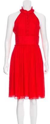 Jasmine Di Milo Sleeveless Midi Dress