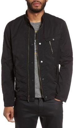 Men's John Varvatos Star Usa Stand Collar Bomber Jacket $348 thestylecure.com