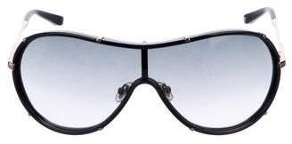 Jimmy Choo Anouk Shield Sunglasses