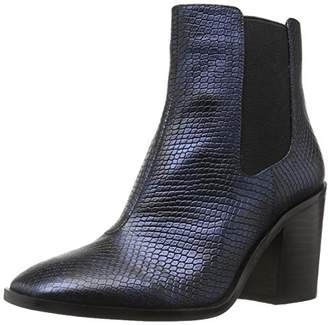 The Fix Women's Delany Block-Heel Chelsea Ankle Boot