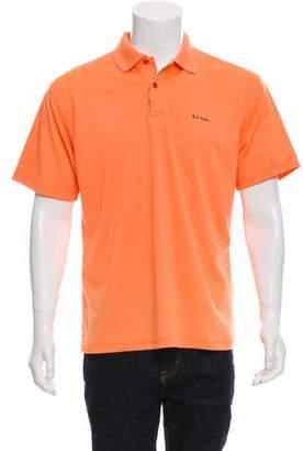 Paul Smith Button-Up Polo Shirt