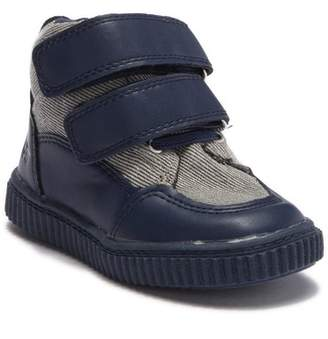 Naturino Express Double Strap Hi-Top Bootie (Toddler & Little Kid)