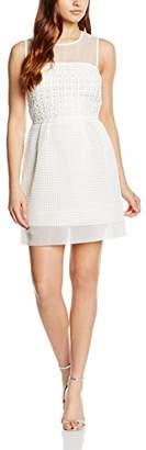 Mexx Women's Cocktail Dress - Off-White