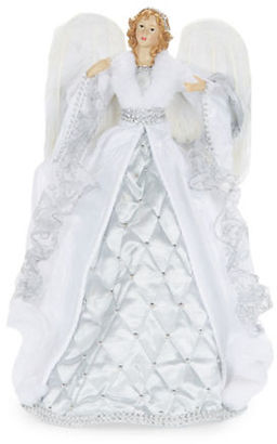 Lord & Taylor Angel Tree Topper $58 thestylecure.com