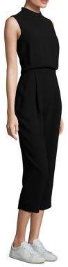 Diane von Furstenberg Tali Cropped Jumpsuit $428 thestylecure.com