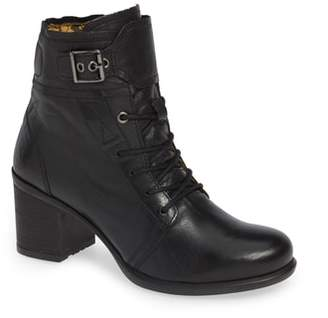 Fly London Iemi Buckle Strap Bootie
