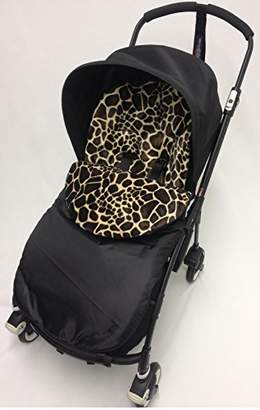 Bugaboo Animal Print Footmuff/Cosy Toes Compatible with Bee Plus Giraffe