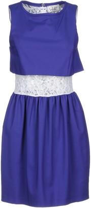 Atos Lombardini VIOLET Short dresses - Item 34842660PG