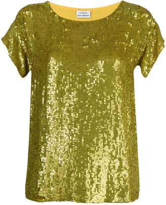 P.A.R.O.S.H. sequined top