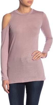 Couture Go One Shoulder Cutout Sweater