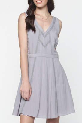 Everly Wisteria Dress $79 thestylecure.com
