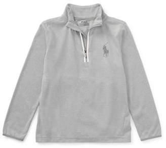 Ralph Lauren Childrenswear Stretch Jersey Pullover