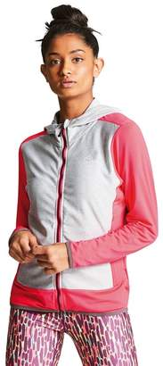 Dare 2b Pink 'Immerge' Core Stretch Sports Sweatshirt