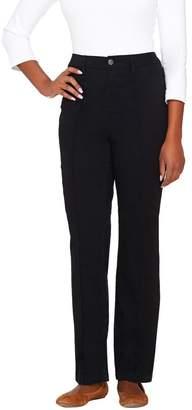 Liz Claiborne New York Hepburn Straight Leg Pants