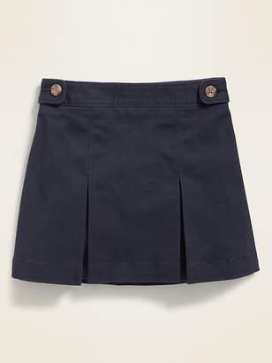 af9757b11 Old Navy Twill Uniform Skort for Toddler Girls