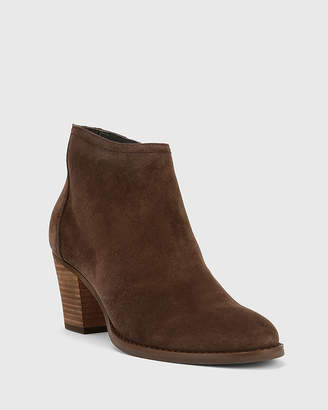 Kylar Block Heel Ankle Boots