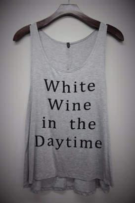 Triumph White Wine Tank