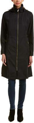 Cole Haan Drawstring Coat
