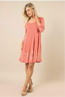 Simply Noelle Vine-And-Dine Dress
