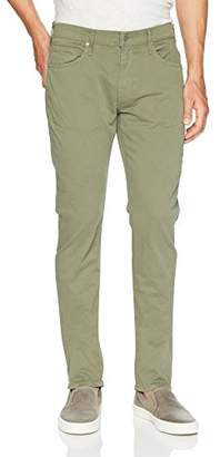 Paige Men's Federal Slim Leg Twill Pant