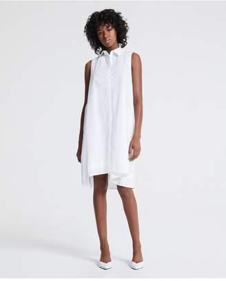 AG Jeans The Clover Dress - True White